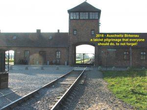 Auschwitz Birkenau 1